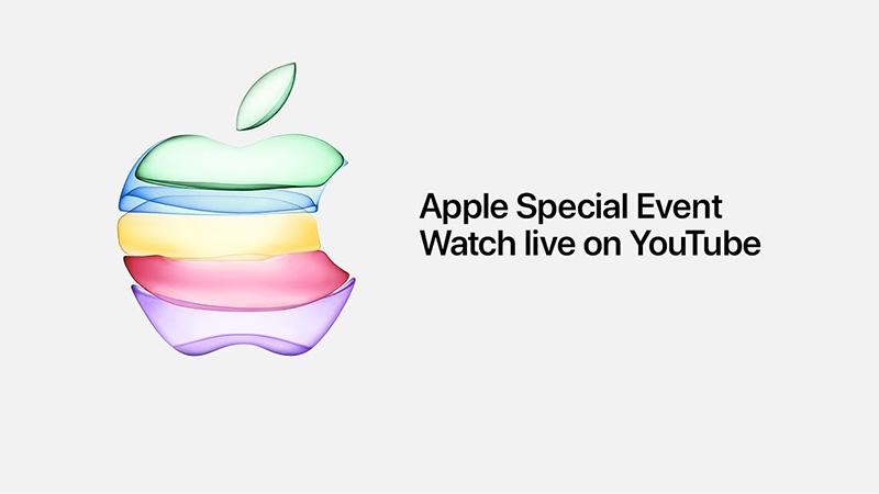 Konferentzia Apple lehenengo aldiz webgunean emitituko da YouTube