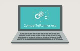 Konpondu arazo bat sistema eragileko High CompatTelRunner.exe diskoa erabiliz Windows 10