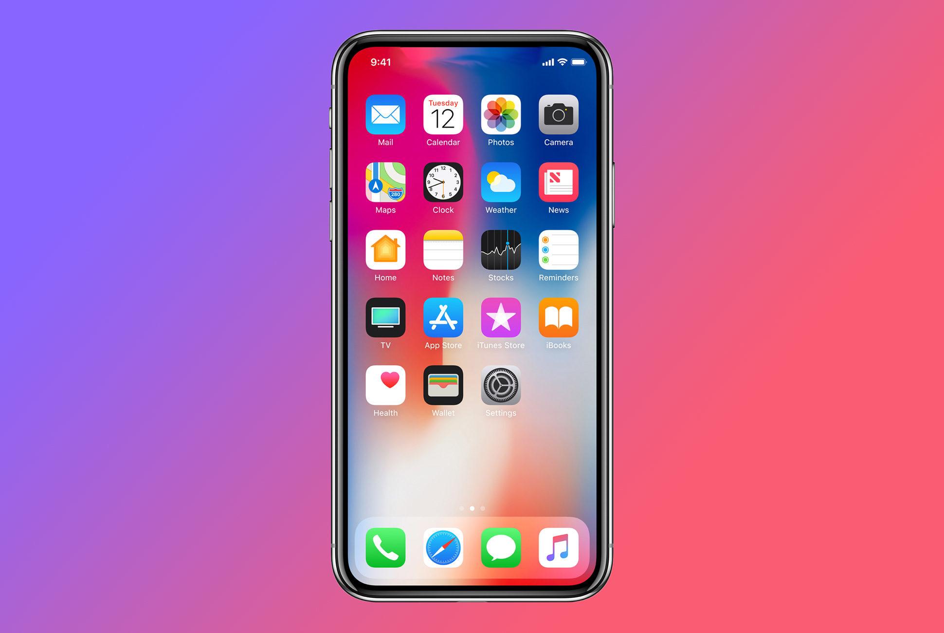 Çentiksiz iPhone