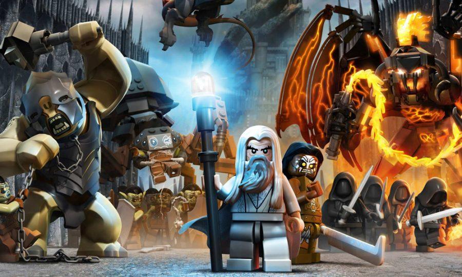 LEGO Lord of the Rings doakoa da denbora gutxian!