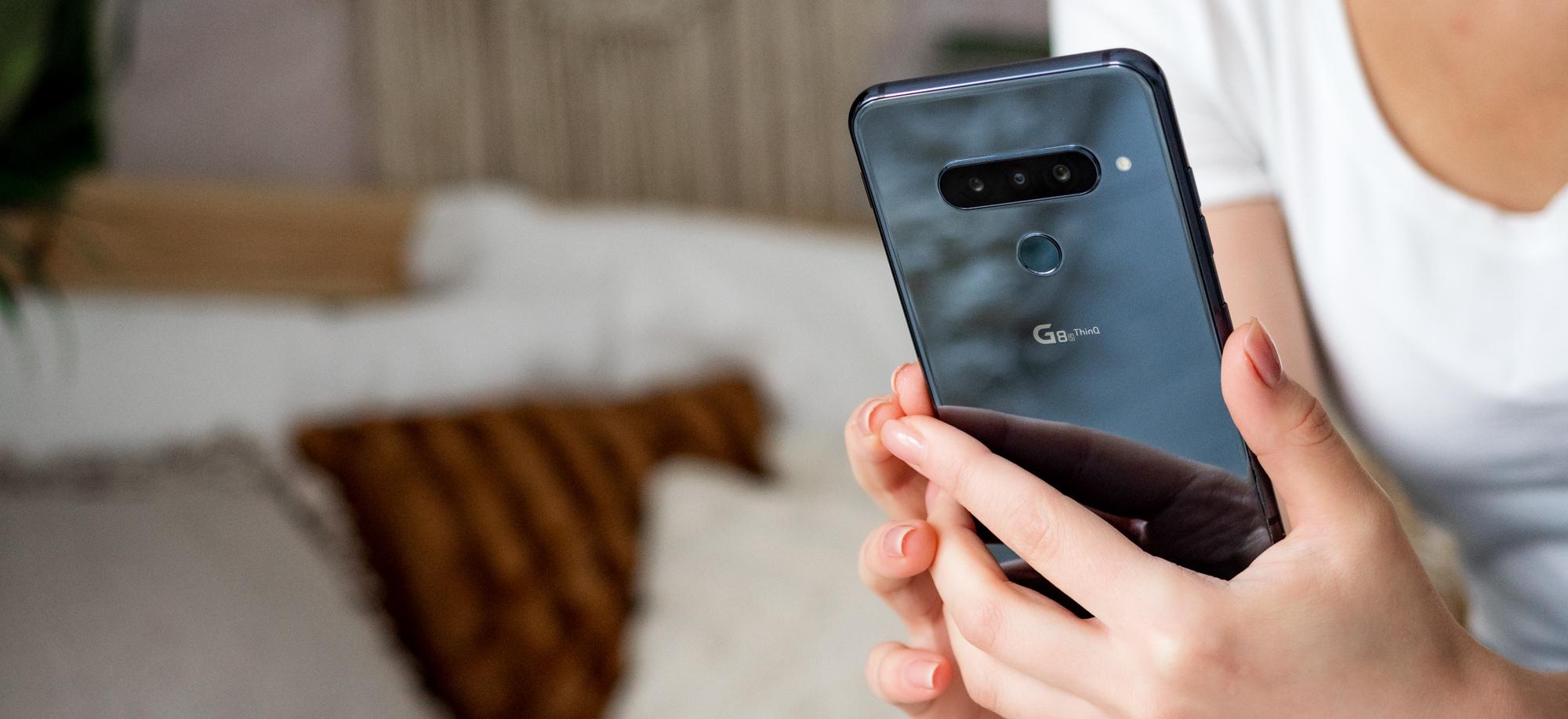LG 10 telefonoetarako Android 10 - eguneratzea lortuko duten modeloen zerrenda ofiziala