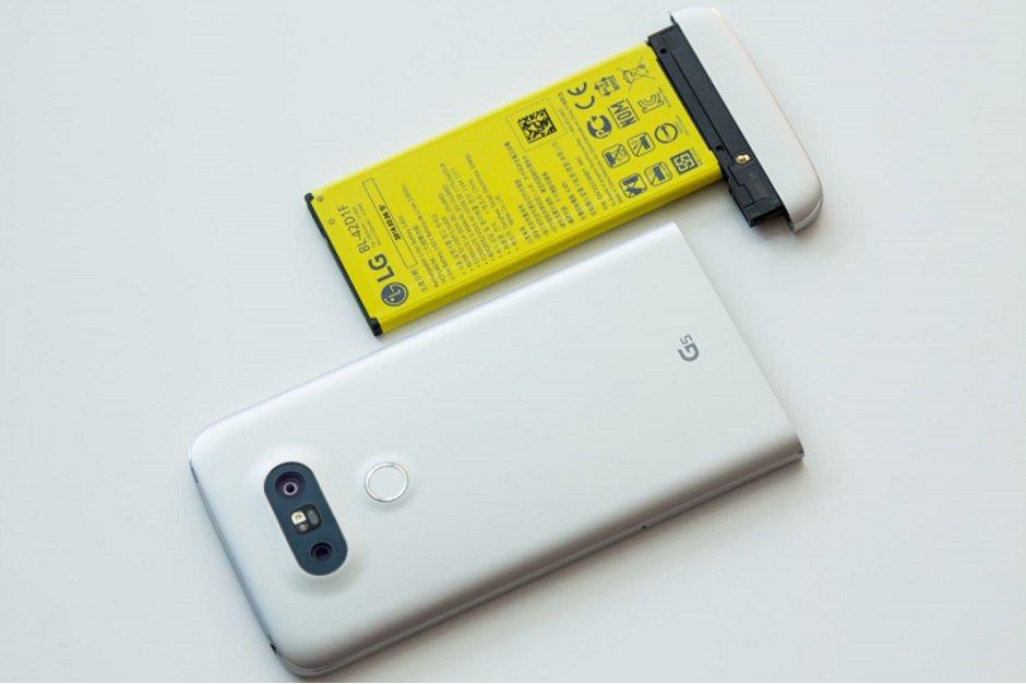 LG G5 Android Oreoren historia iragarri da!