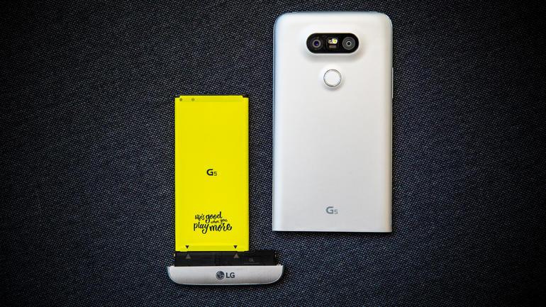 LG G5erako Android Oreo eguneratzea hasi da!