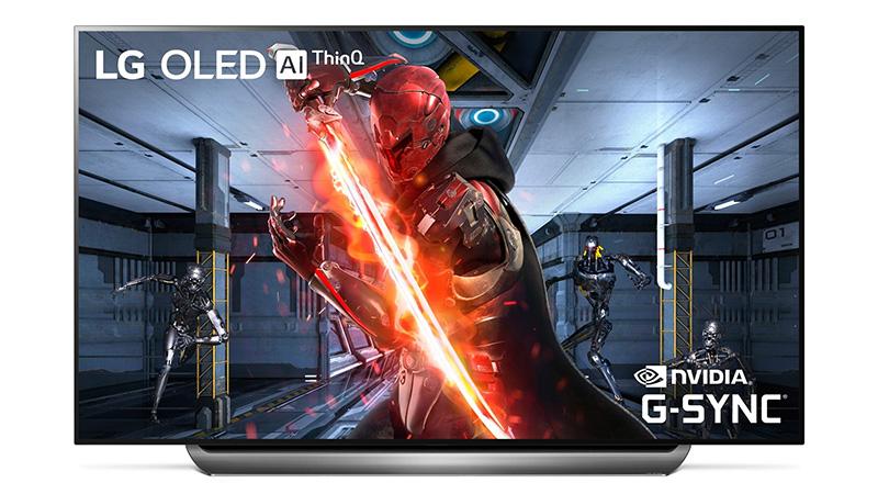 LG OLED 2019 telebistak G-Sync-rekin bateragarria den laguntzarekin