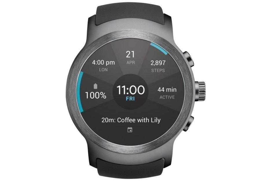 LG Watch W7 aldi berean sustatu daiteke V40rekin