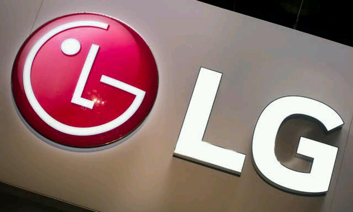LG-k beste moduko diseinu bat probatuko du telefono tolesgarrian: lehen irudiak