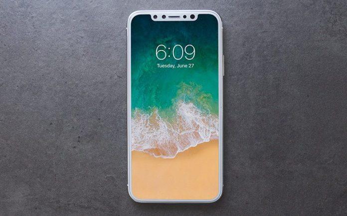 LG pantailarekin iPhone berrirako aginduak hartzen ditu