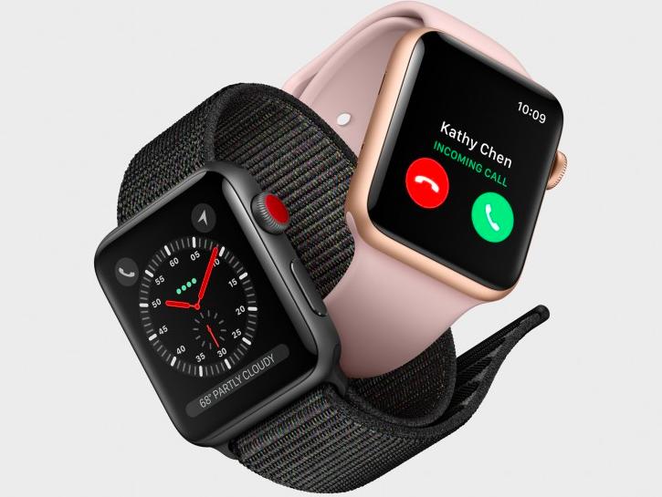 LTE onartzen da Apple Watch 3, 3 salgai dago herrialdean!