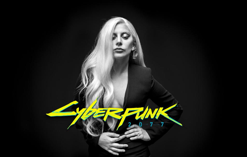 Lady Gaga Cyberpunk 2077an ager daiteke