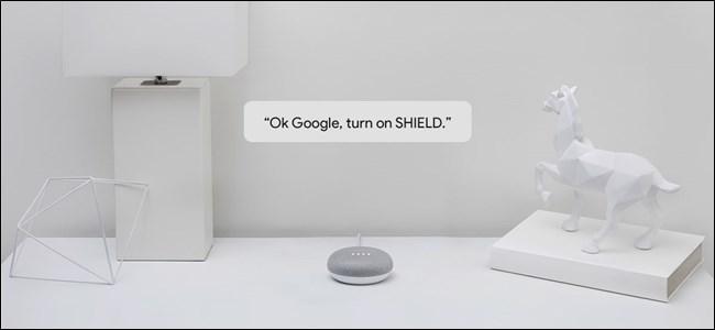 Laster NVIDIA SHIELD kontrolatu ahal izango duzu Google Assistant 1