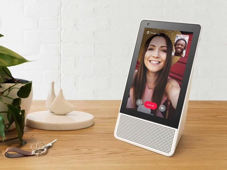 Lenovo bozgorailu adimendunak Echo Show izango du aurkari