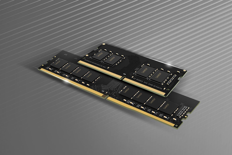 Lexar DDR4 RAM makilak egiten ari da orain $ 19 USD-tik hasita 4 GB  modulua