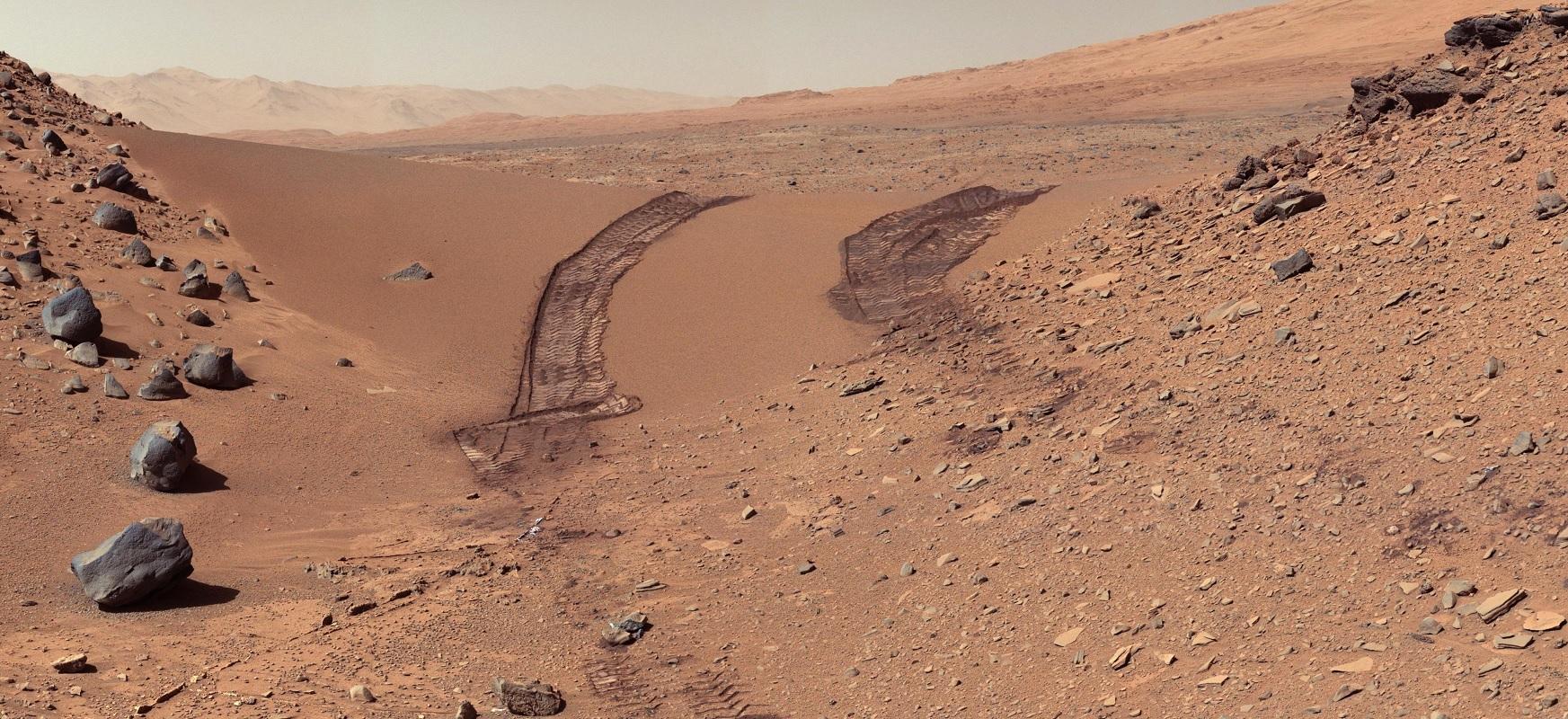 Man on Mars-k dena hil nahi du.  Laba kobazuloak seguru egon daitezke marsonautarako