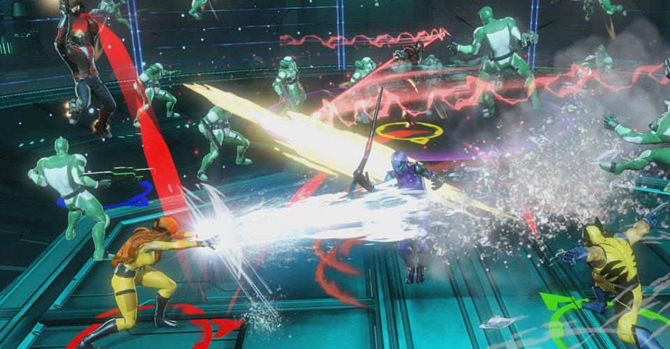 Marvel Ultimate Alliance 3: Eskaera Beltzaren Berrikuspena