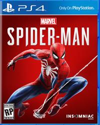 MarvelSpider-Man PS4