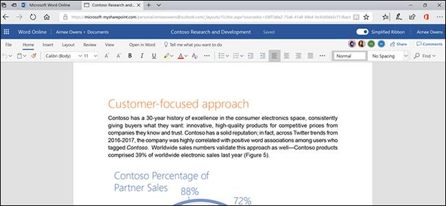 Microsoft Boldly Planak Zinta Berreskuratzeko Tresna-Barra batera planifikatzen du 1