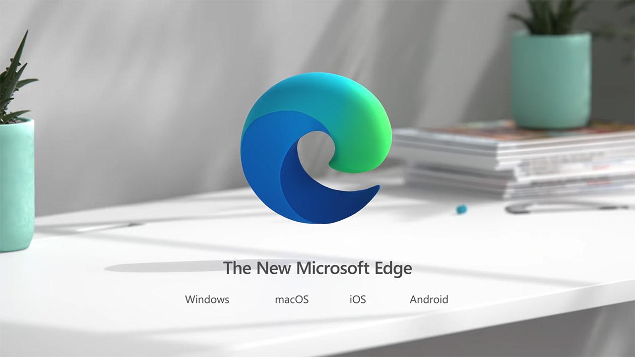 Microsoft Edge bilaketa hobetzeko funtzioarekin, integrazioarekin Pinterest eta bestelako berriak