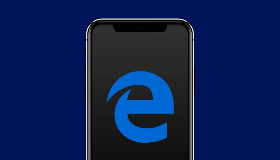 Microsoft Edge-ren bertsio mugikorrak funtzio berriak lortzen ditu