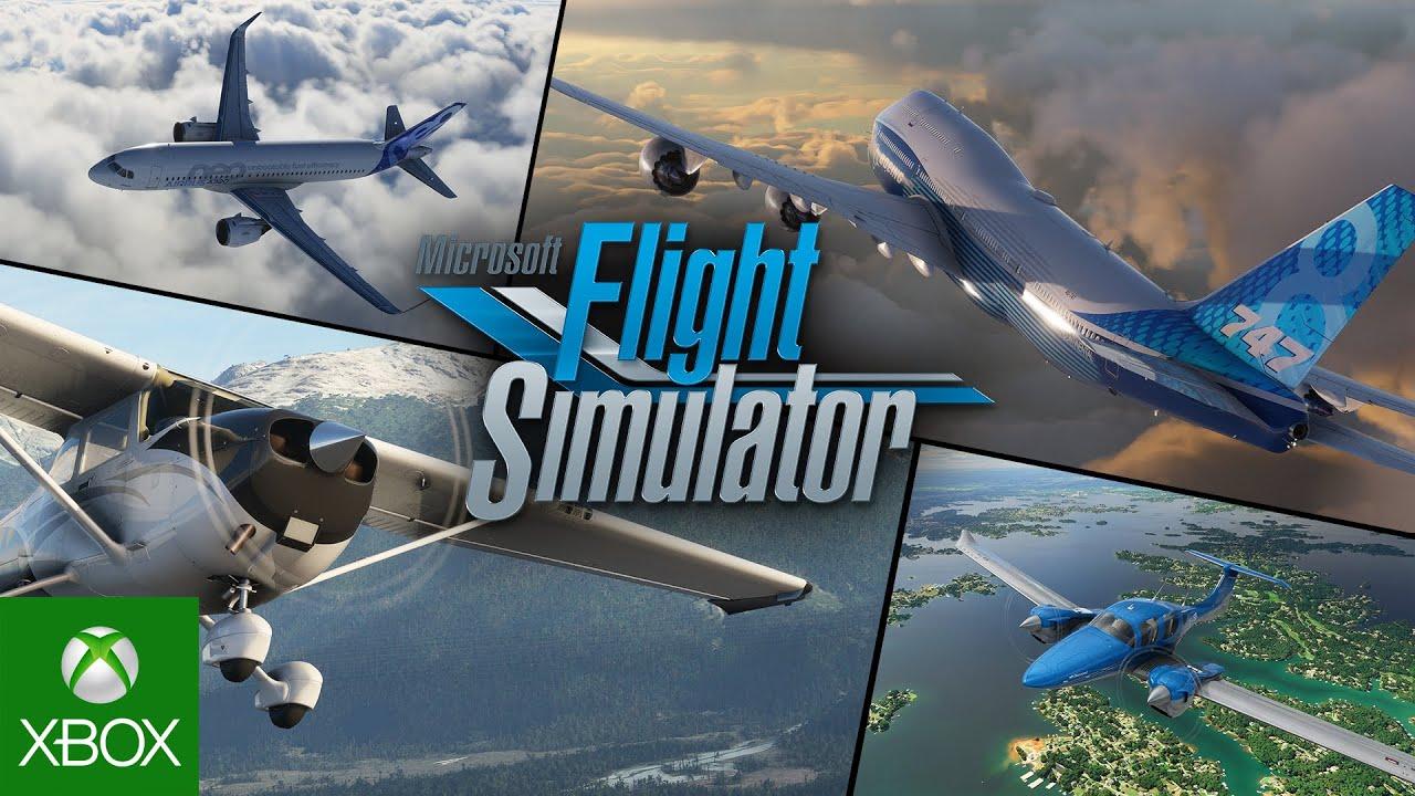 Microsoft Flight Simulator sistemaren eskakizunak min hartzen du!