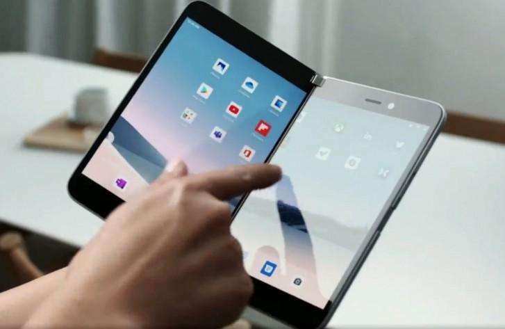 Microsoft Surface Duo sartu da!