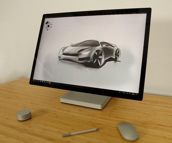 Microsoft Surface Studio 2 - 28 hazbeteko tablet proba profesionala profesional aberatsentzat