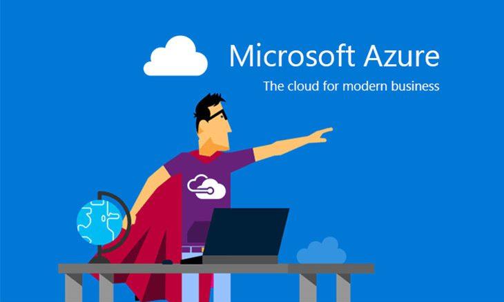 Microsoft da Windows ez du Azure eramango