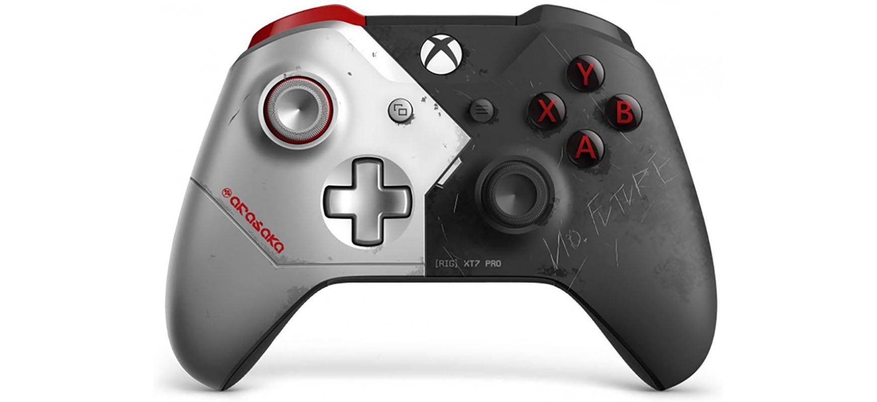 Microsoft-ek Xbox One X bertsio berezia prestatu du Cyberpunk 2077 zaleentzat
