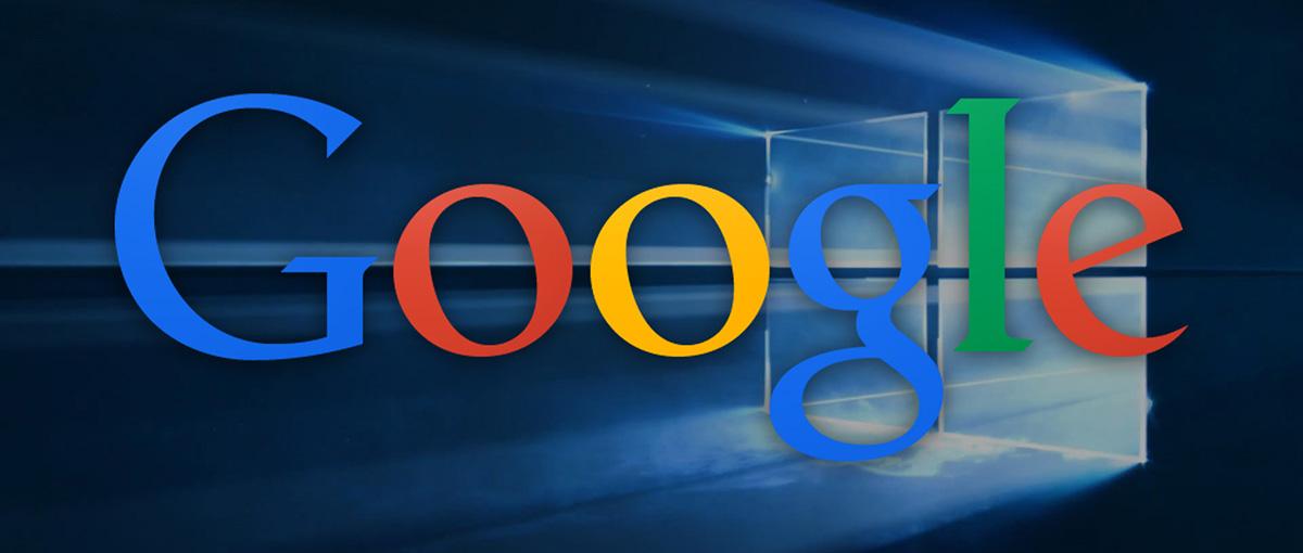 Microsoft eta Google elkarrekin ari dira lanean.  Oraingoan Windows eta Android aplikazioei buruzkoa da