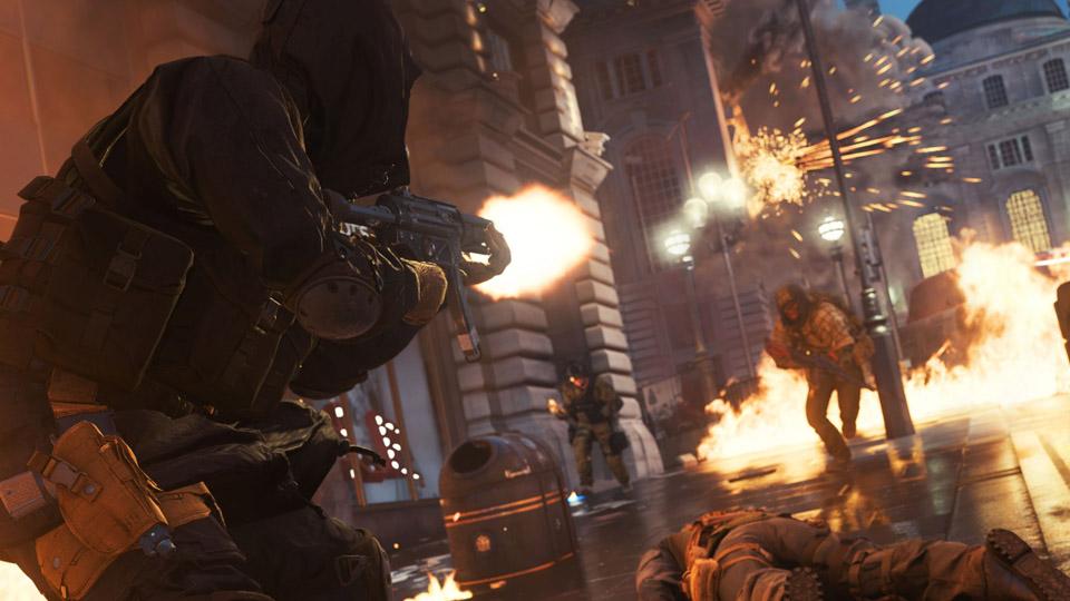 Modern Warfare-ren joko anitza freskoa da, baina oso zigorra 2