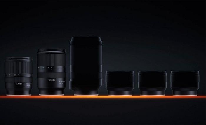 Momentu onak Sony kameraren erabiltzaileentzat.  Tamron estreinaldiak datoz