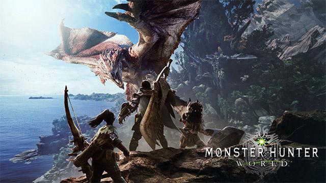 Monster Hunter World-ek laster lagunduko du Nvidia DLSS teknologia