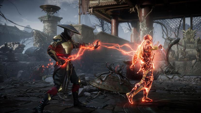 Mortal Kombat 11 sistemaren baldintzak zehazten dira