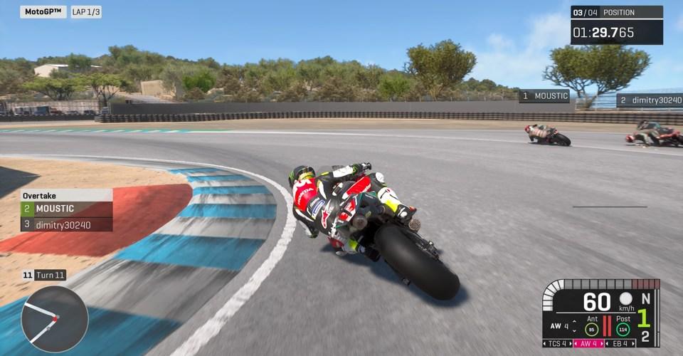 MotoGP 19 berrikuspena 1