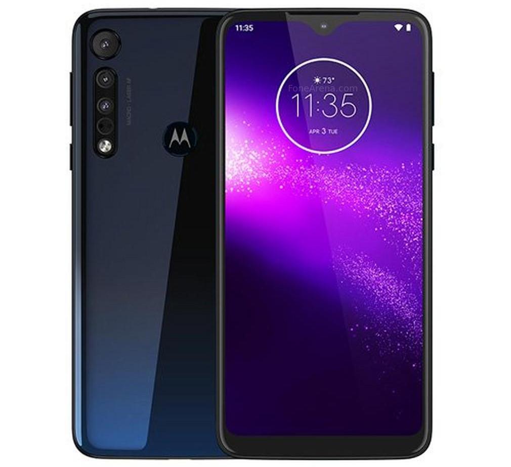 Motorola One Macro salgai dago!