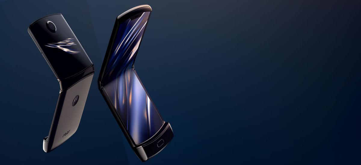 Motorola Razr 2019: eragozpenen zerrenda luzea da, BAINA ERABAKI DU