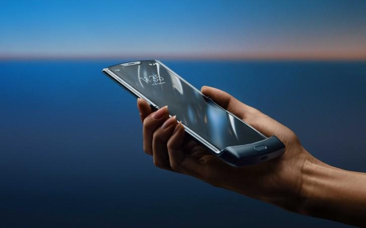 Motorola Razr 2019 zatitan zatituta dago!