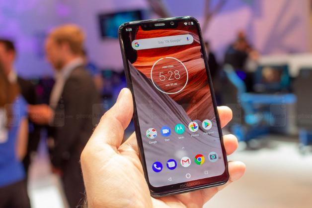 Motorola-k Android Pie-rako mahuka biribilkatu du