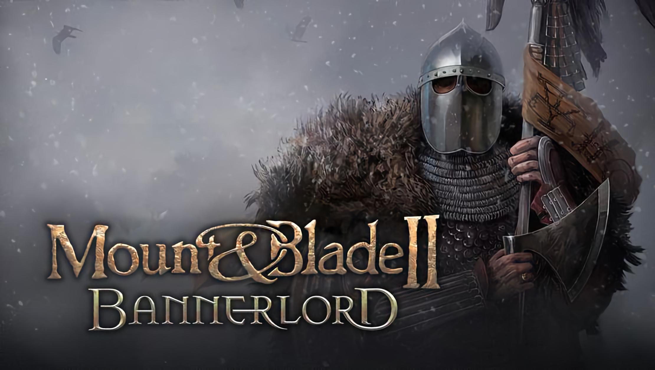 Mount & Blade II Bannerlordek eguneratze bat jaso du!