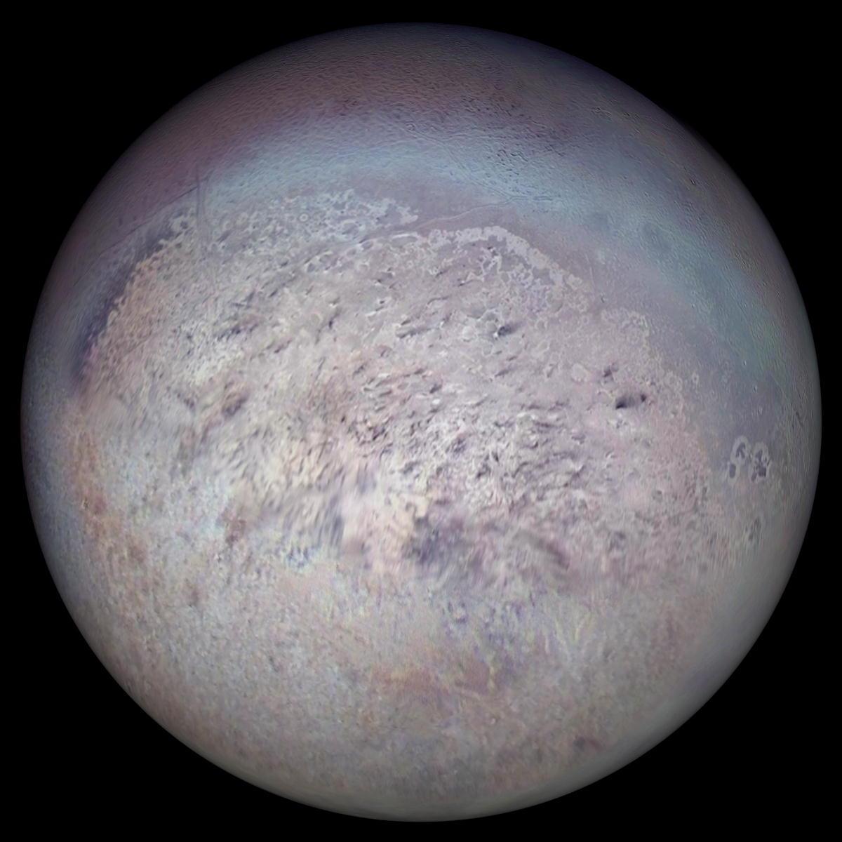 NASAk beste espazio misio bat aukeratu du.  Hautagaiak Venus, Io edo Triton misioak dira