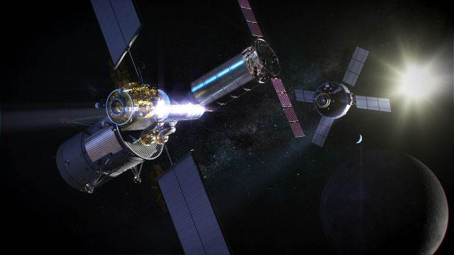 NASAren Lunar Base-k urtebete atzera bota zituen planak