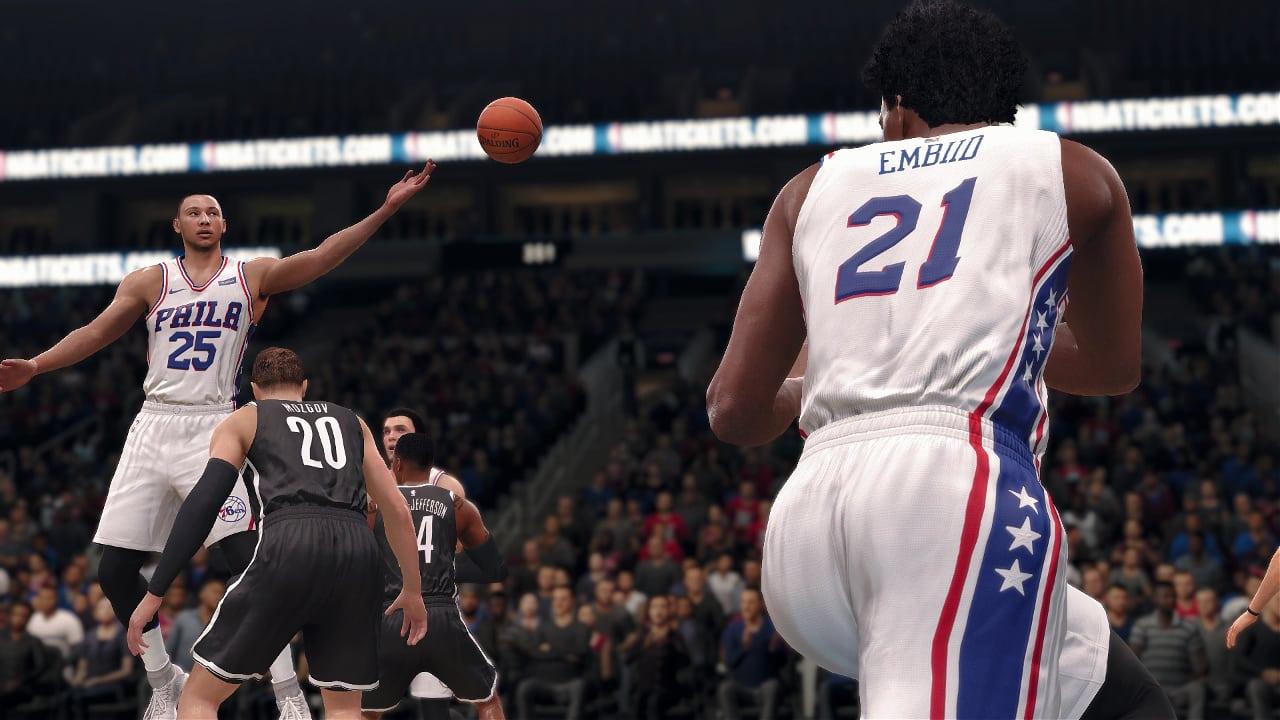 NBA Live 19 eskuragarri dago aurrez aginduz!  Prezioa mugikorrean dago!