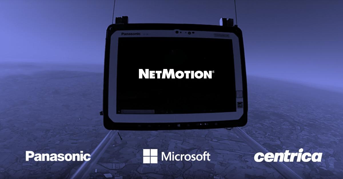 NetMotion Panasonic-ek eta Microsoft-ek tabletak estratosferara bidaltzen dituzte