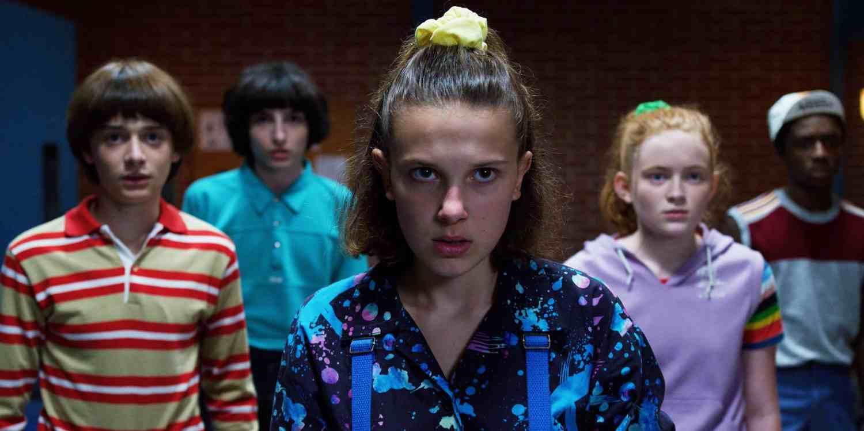 Netflix-ek Stranger Things eta beste telesail batzuk filmatzeari utzi dio