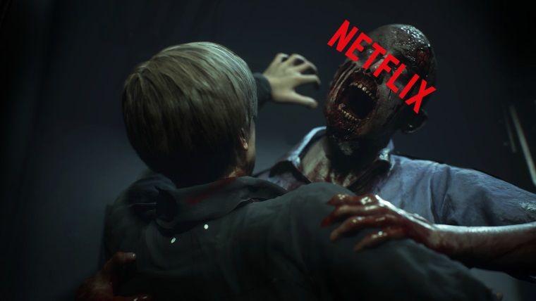 Netflix-eko Resident Evil seriea dator