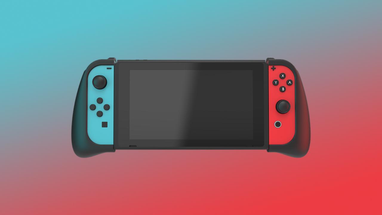 Nintendo Switch Grip Clip da!