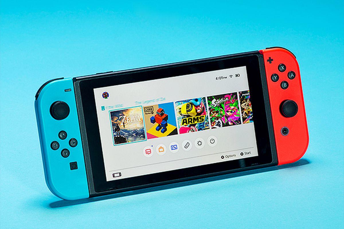 Nintendo Switch Nolakoak dira beren salmentak?