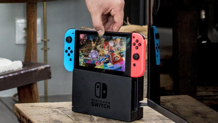 Nintendo Switch VR aurten ere iragarri daiteke