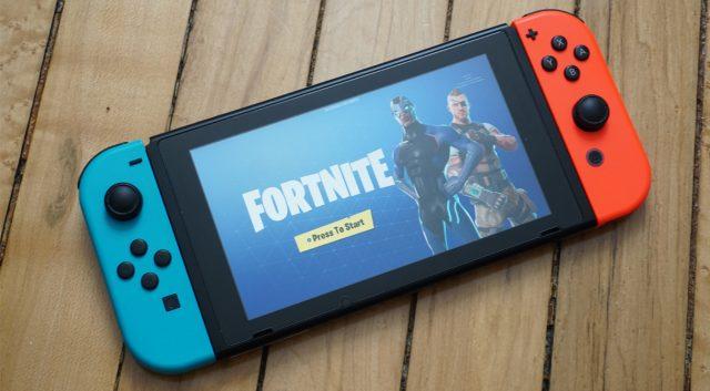 Nintendo Switch egiteko Fortnite Paketa dator!