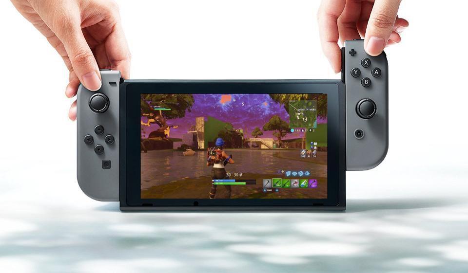 Nintendo Switch salduen kontsola bihurtu zen
