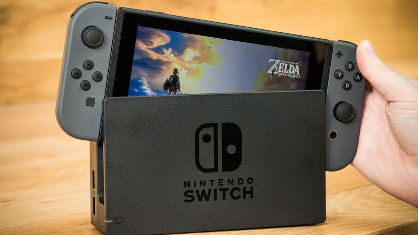 Nintendo Switch salmenten zifrak iragarri dituzte